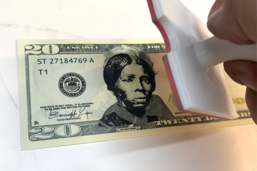 Want a Harriet Tubman $20 bill? Here's how to make your own, legally.