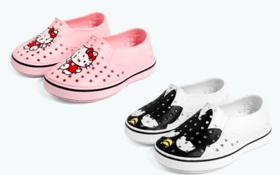 Hello Kitty Native Shoes just made little feet even more happy this summer