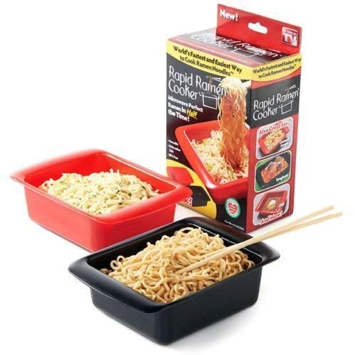 LOVE this Rapid Ramen cookeras an affordable gift for a high school graduate heading away from home