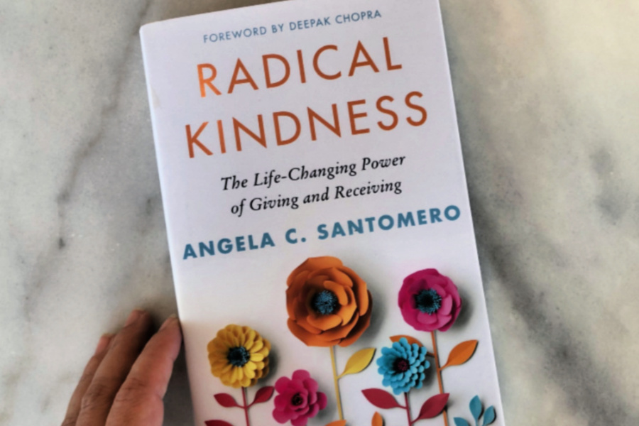 Cool Mom Picks Book Club Selection 2: Radical Kindness, by Angela Santomero