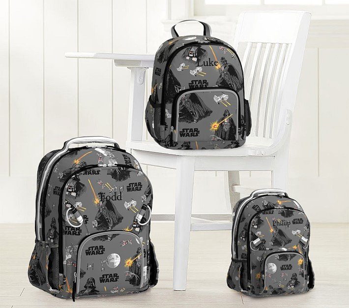 Star Wars sale at PBK: Darth Vader kids' backpacks