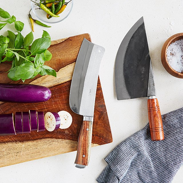 Unique gifts for dads who have everything: Authentic Thai chef's knives