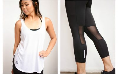 Virago Fitness: Yoga pants for an amazing cause.