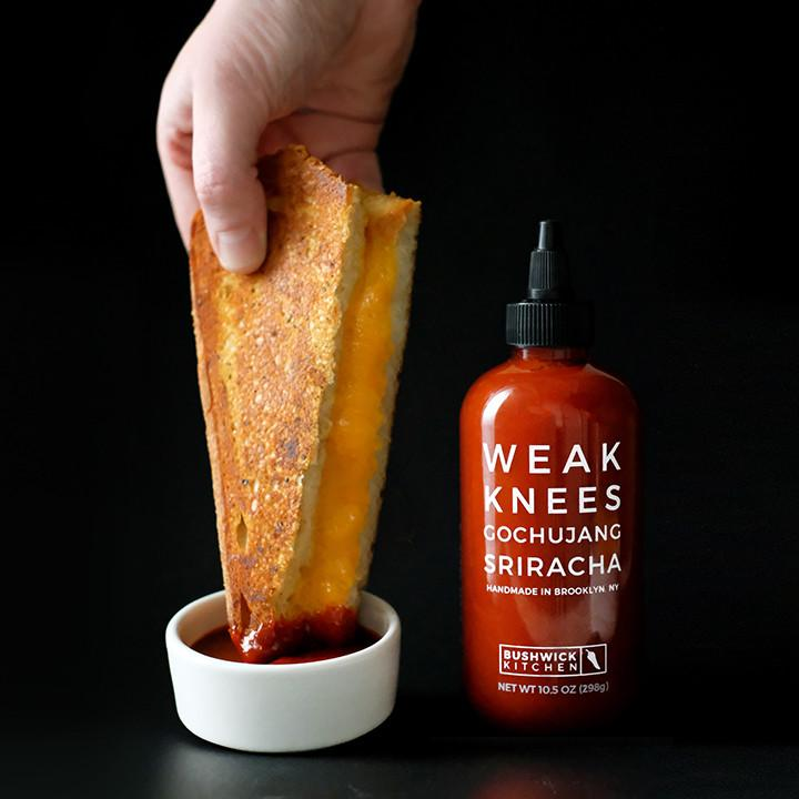 Bushwick Kitchen Weak Knees Sriracha: Great Father's Day gifts under $15