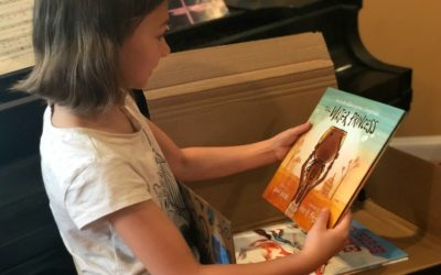 The best children's books, delivered right to your door with Amazon Prime Book Box | Sponsored Message