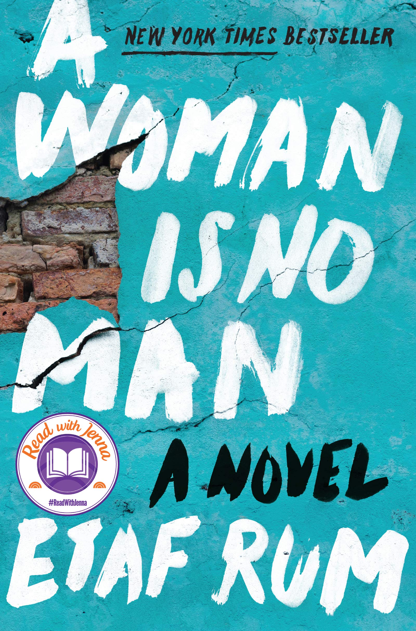 Great new books by diverse women authors: A Woman is No Man by Etaf Rum