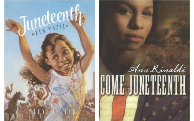 What is Juneteenth? 4 great children's books that explain this important holiday.