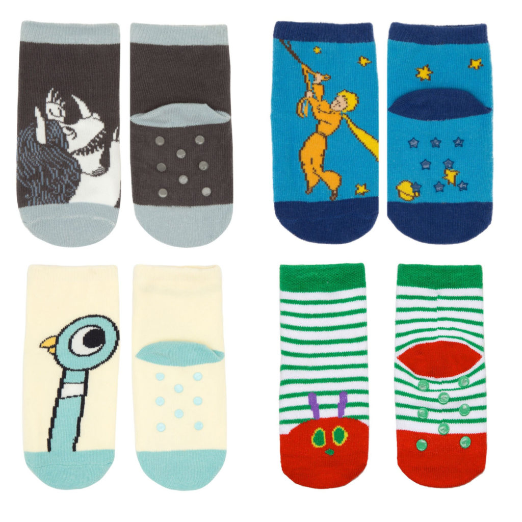 Storybook Socks By Out Of Print