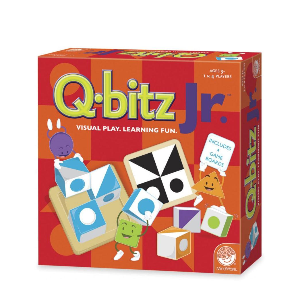 Q Bitz Jr By Mindware