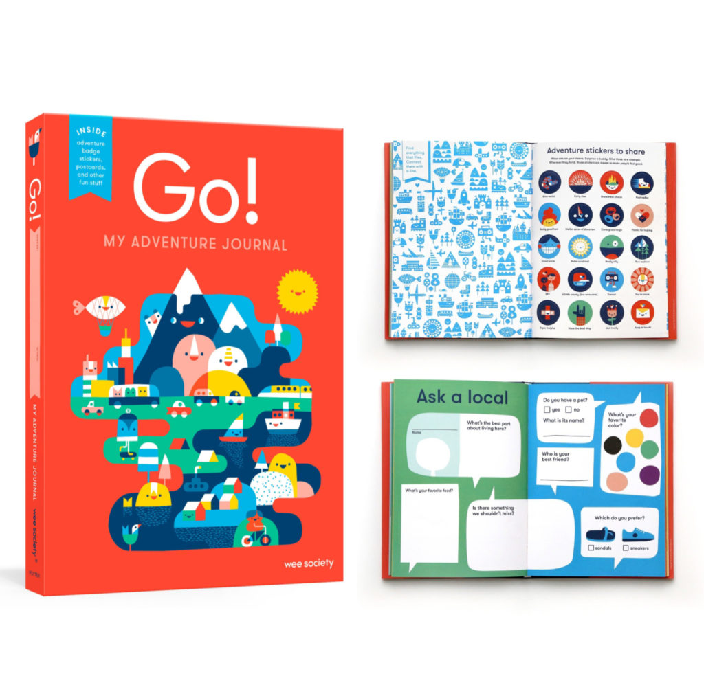Cool Birthday Gifts For 6 Year Olds The Go Kids Adventure Journals Are So