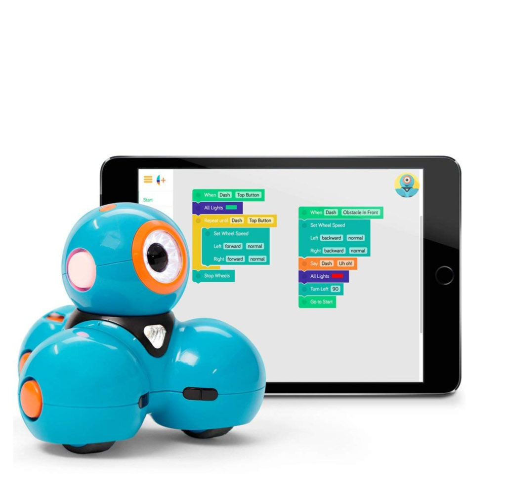 Cool Birthday Gifts For 6 Year Olds Dash Coding Robot From Wonder Workshop