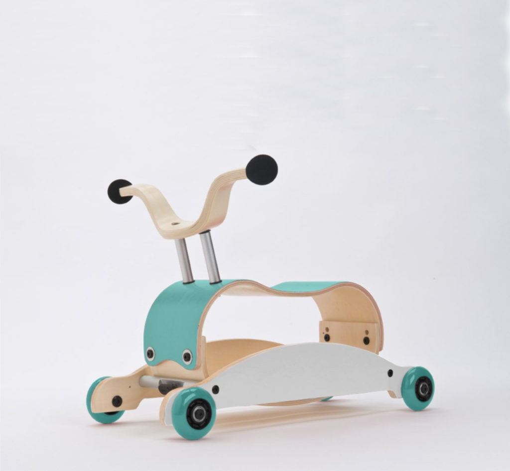 3 In 1 Ride On Toy From Wishbone