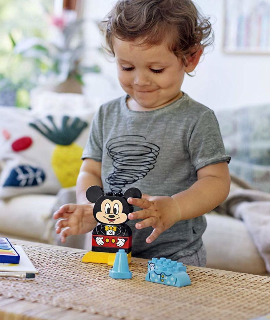 Lego Duplo Mickey and Minny sets | Cool first birthday gift ideas