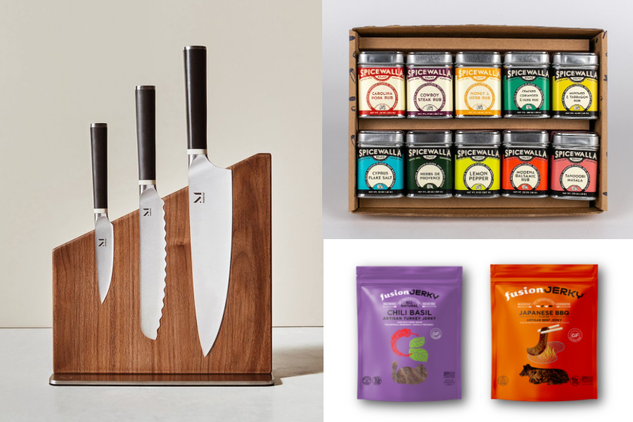 AAPI owned food and kitchen gifts for dad