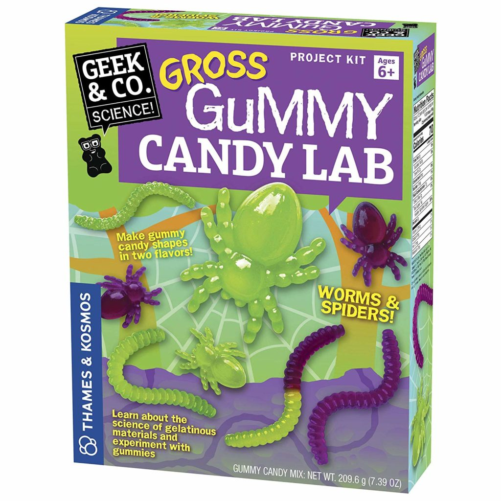 Gross Gummny Candy Lab Coolest Birthday Gifts For 6 Year Olds