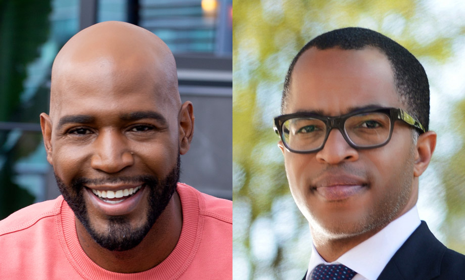 Father's Day ideas: tickets to a speaker series like Queer Eye's Karamo Brown and Jonathan Capehart at the 92nd St Y
