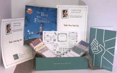 Kindness Crate combines crafting and compassion for kids