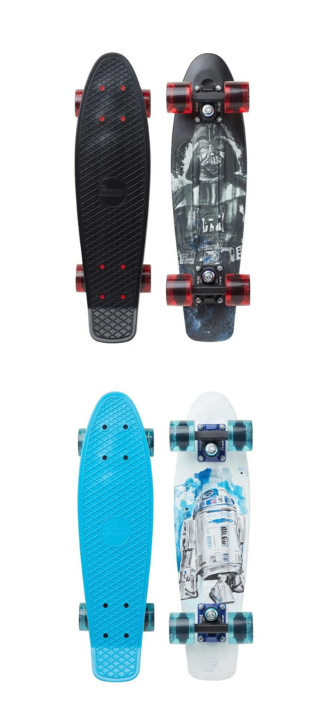 Penny skateboards star wars boards | The Coolest Birthday Gifts for 8 year olds