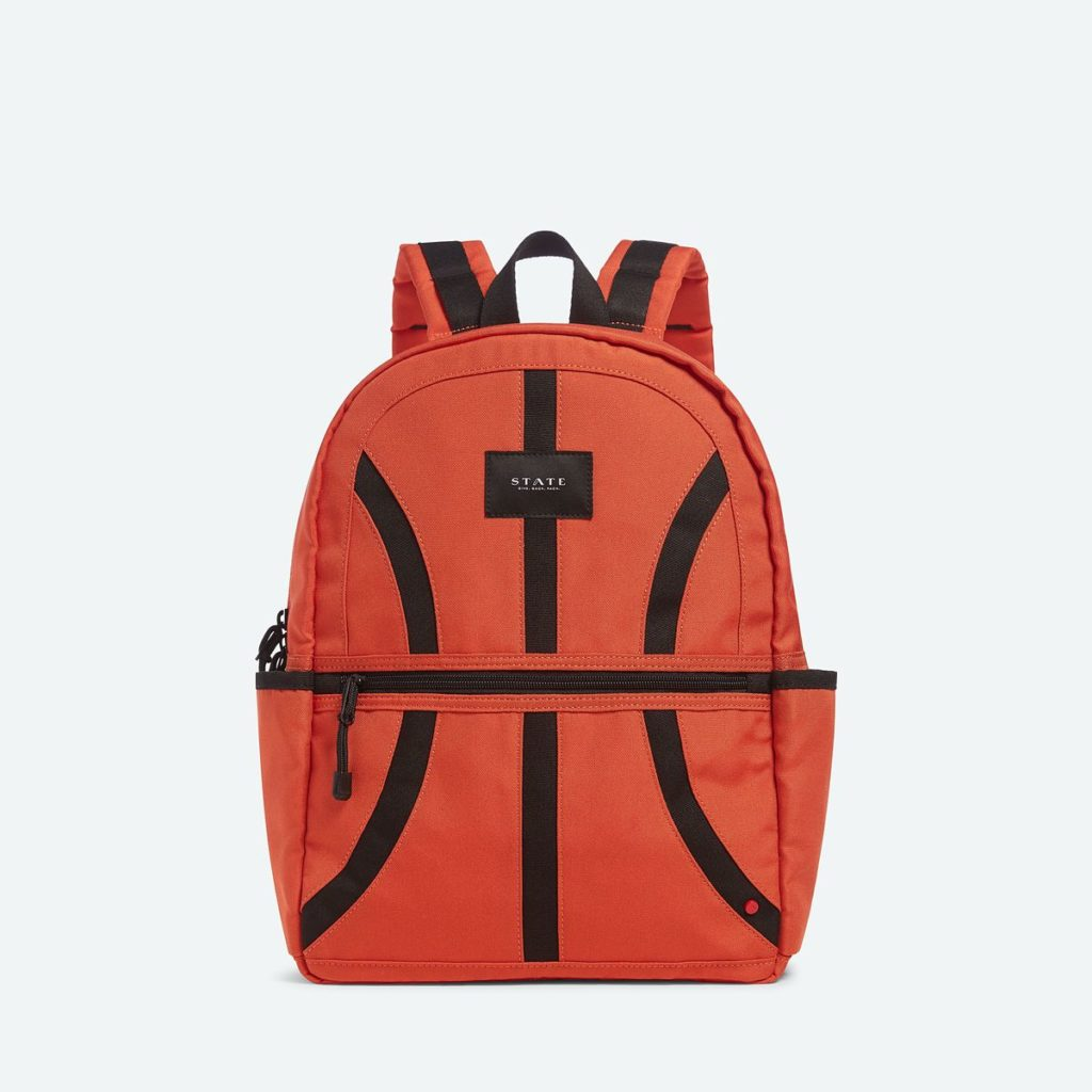 Cool backpacks for teens: Basketball backpack at State Bags