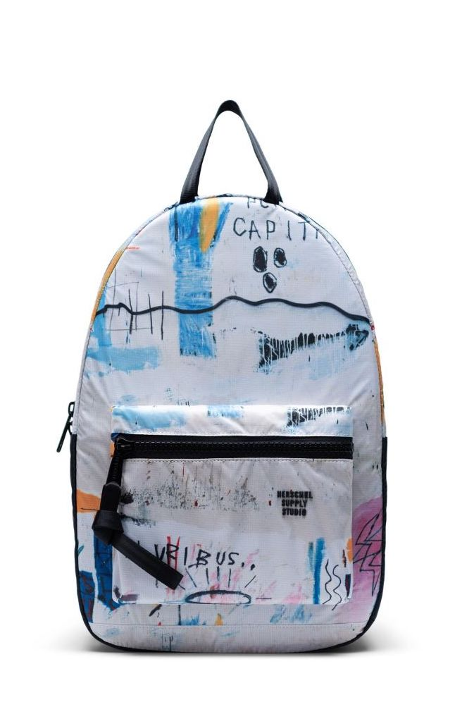 Cool backpacks for teenagers in 2019: Basquiat Citypack Backpack from Herschel