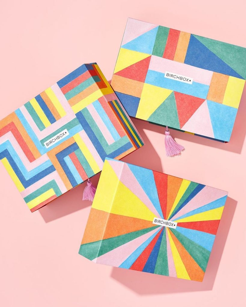 Monthly Birchbox subscription | Coolest birthday gifts for teens
