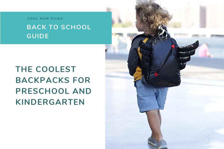 15 of the coolest backpacks for preschool and kindergarten this year | Back to School Guide 2021