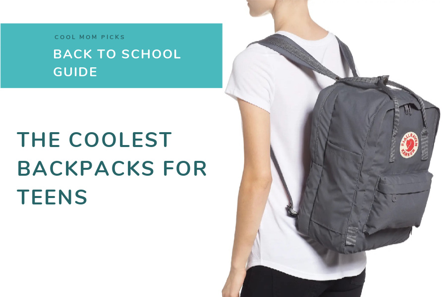 20+ cool backpacks for teens this year | Back to School Guide 2021