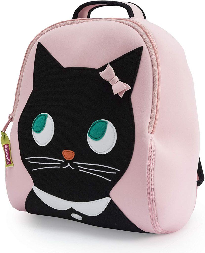 Coolest backpacks for preschoolers and kindergarten: Dabbawalla Kitty Backpack