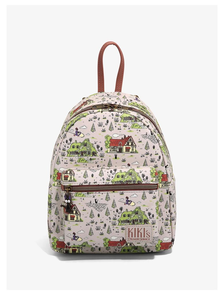Cool backpacks for preschool and kindergarten: Kiki's Delivery Service at Hot Topic