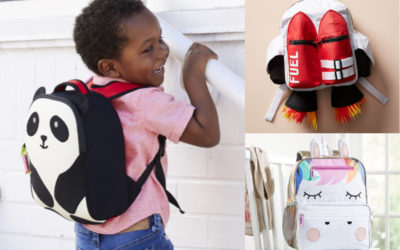 20+ of the coolest backpacks for preschool and kindergarten this year | Back to School Guide 2019
