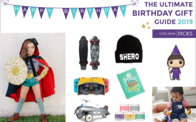 Presenting our NEW Ultimate Birthday Gift Guide: The coolest gifts of the year for kids of all ages