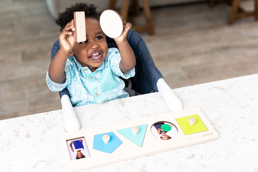 Coolest First Birthday Gifts Curated Developmental Toy Boxes From Love Every Baby