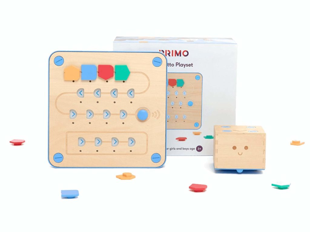 Cubetto Primo Is A Fabulous First Coding For Kids As Young Preschool