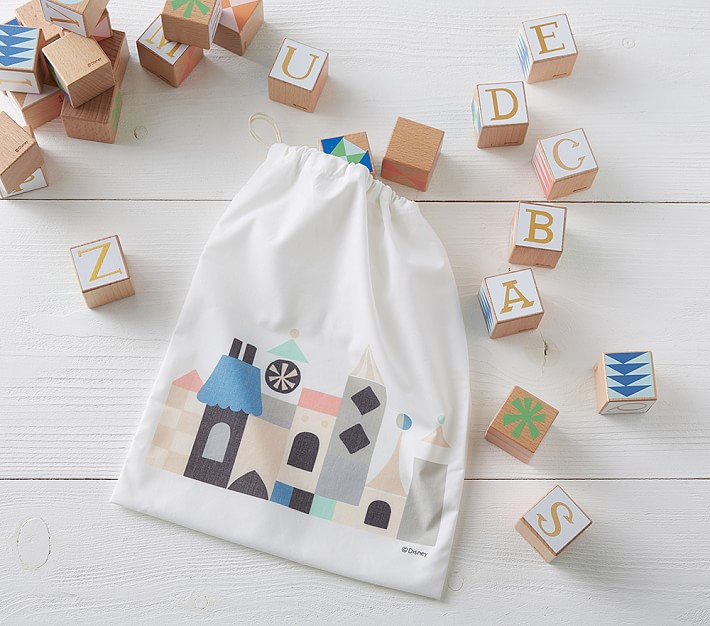 Disney's It's a Small World alphabet blocks | The Coolest First Birthday Gifts