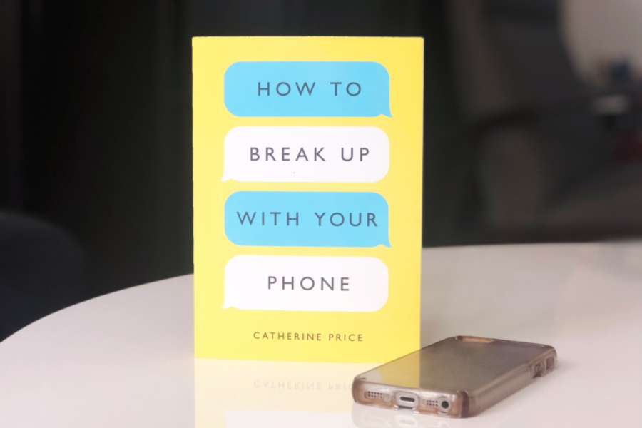 How to Break Up with Your Phone: Cool Mom Picks Book Club Selection 6