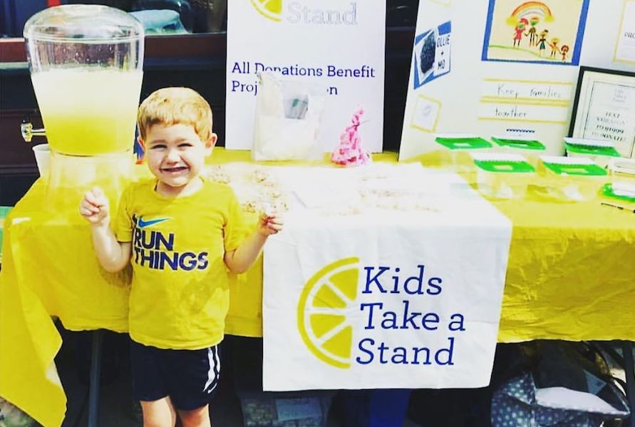 Set up a lemonade stand this weekend, help support kids in crisis at the border
