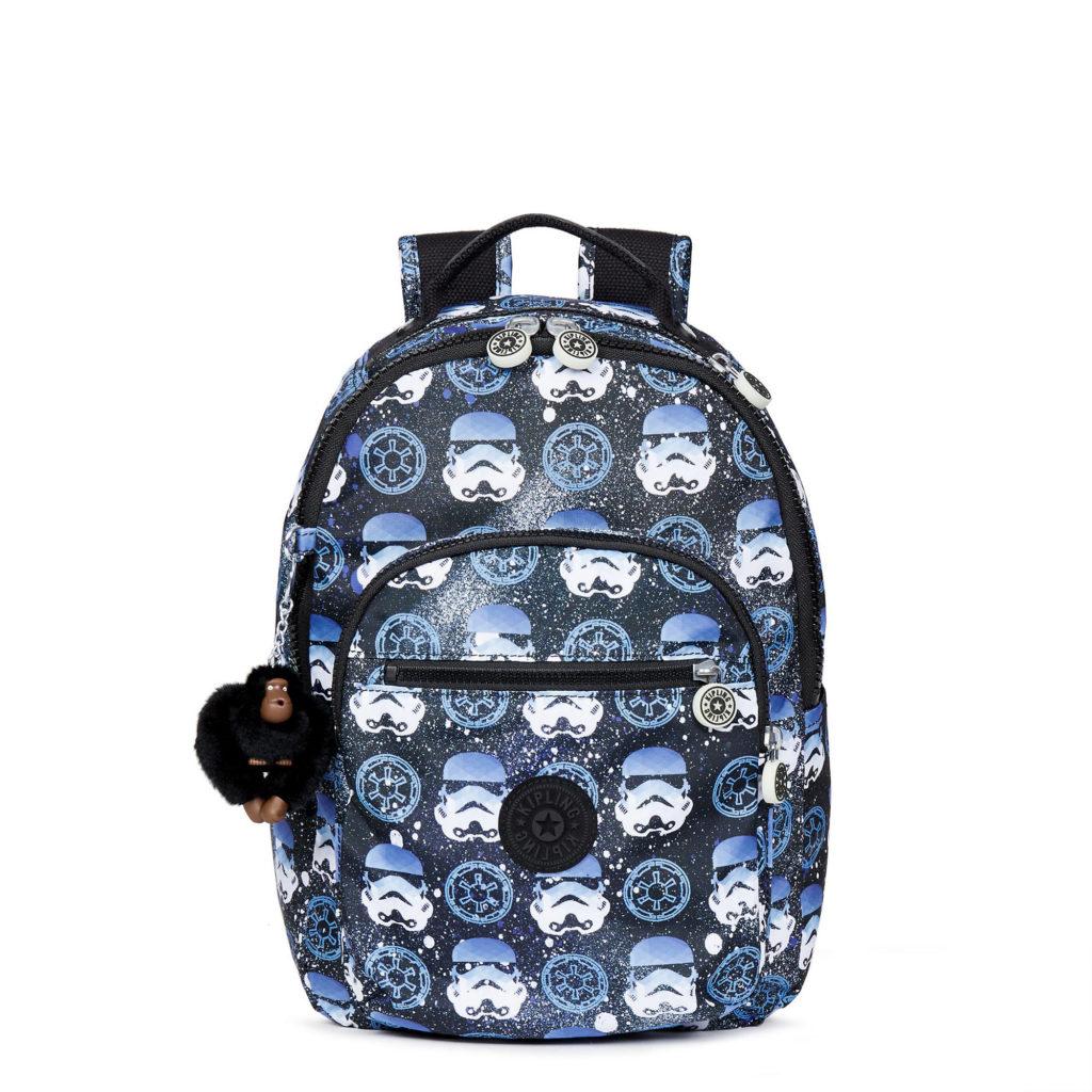 Kipling Star Wars Stormtrooper Backpack | cool backpacks for grade school 2019 | coolmompicks.com