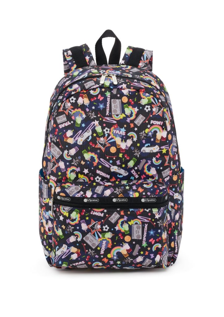 Cool backpacks for teenagers in 2019: Yaas backpack by LeSportSac
