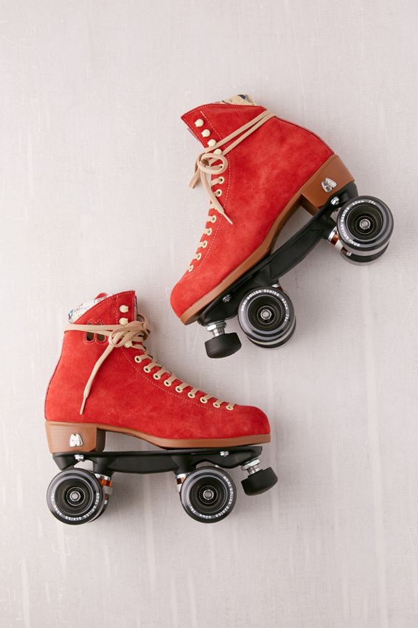 Moxi suede roller skates in 9 colors | The coolest birthday gifts for teens