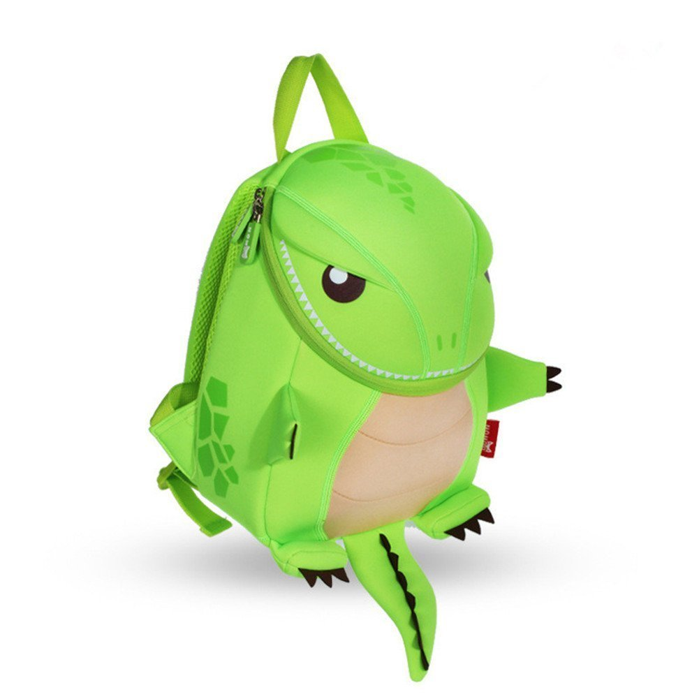 Neoprene dinosaur backpack for preschool or kindergarten | Coolest backpacks: 2019 Back to School Guide
