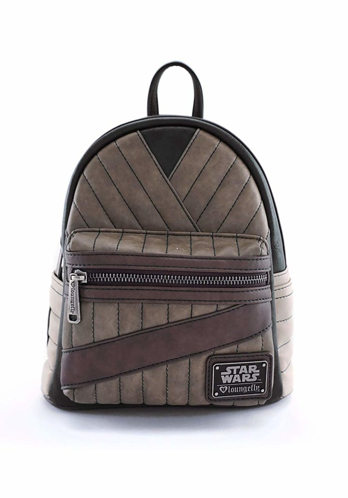 Star Wars Rey mini Last Jedi faux leather backpack: Coolest backpacks for preschool and kindergarten