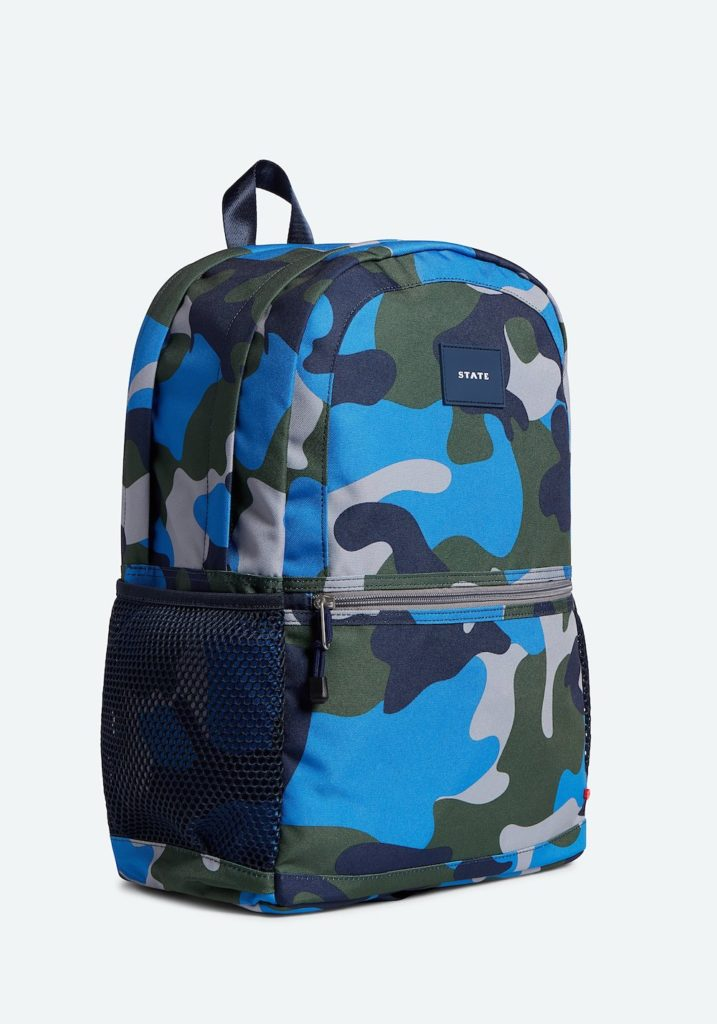 """State Bags popular Kane Backpack now in bigger sizes for teens with 15"""" laptops"""