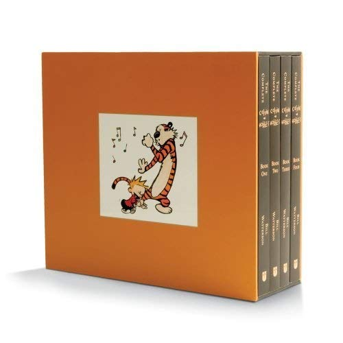 The Complete Calvin and Hobbes: Coolest birthday gifts for 8 year olds