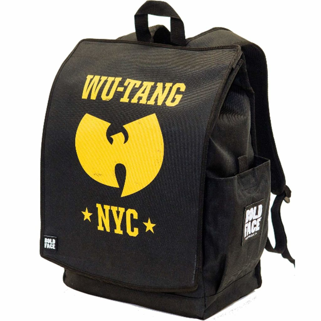 Wu-Tang Clan backpack: Cool backpacks for teenage girls and boys