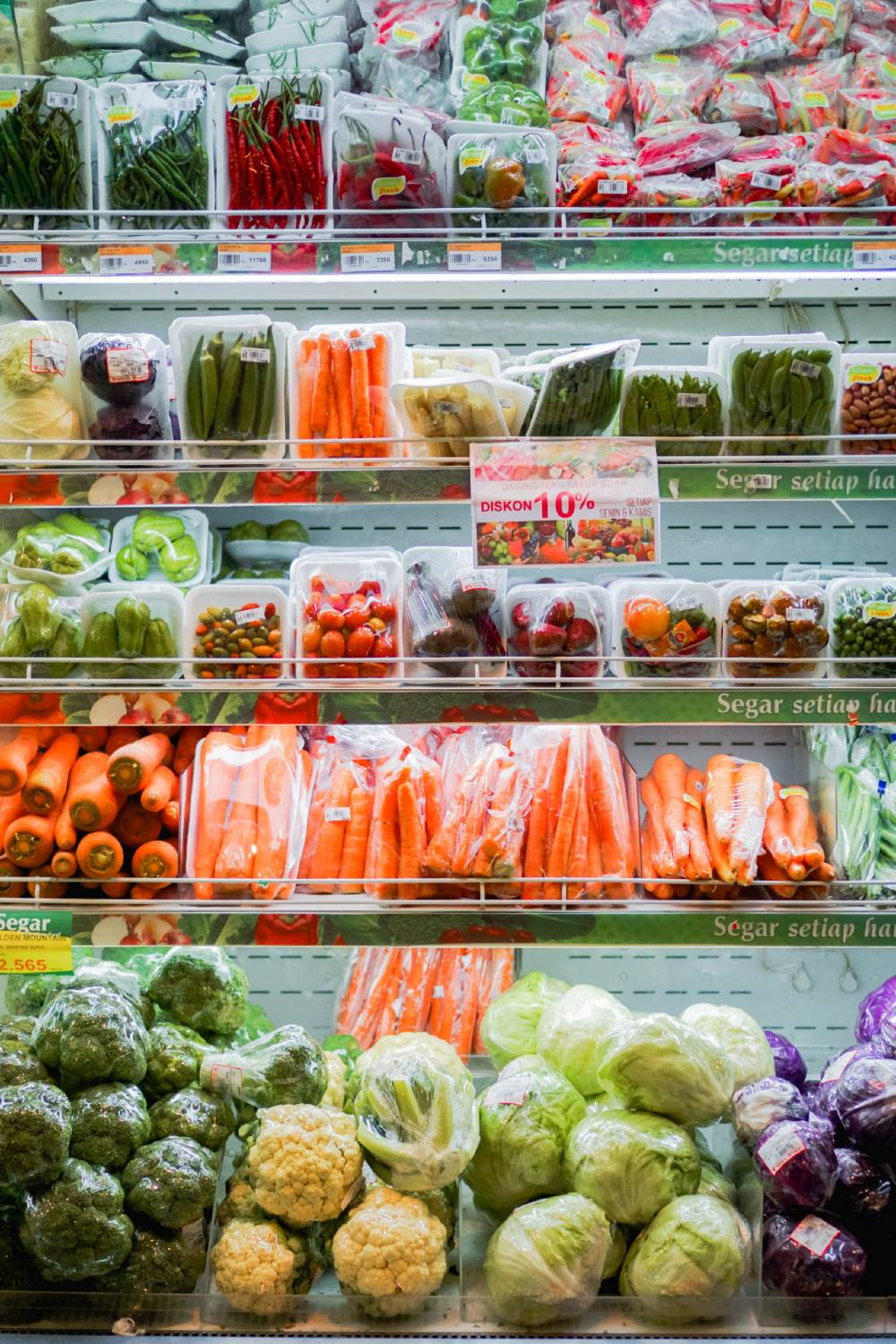 Grocery Store Lesson in Other Countries | Packaged Food