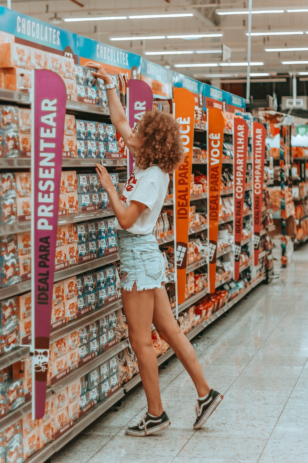 Grocery Store Shopping | Pick Out the Junk Food
