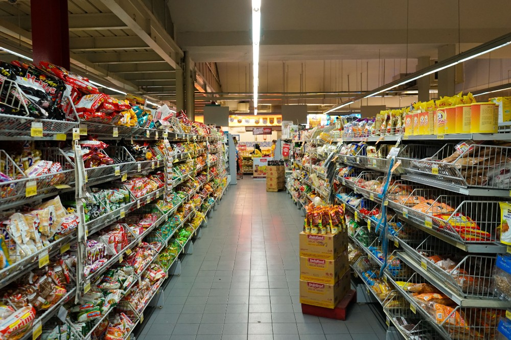 Grocery Stores in Other Countries | What's on the shelves