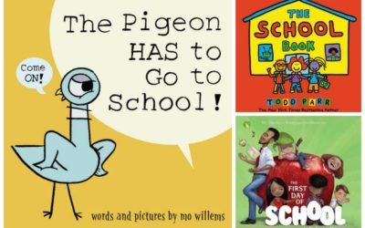 We found 7 great children's books about Kindergarten to help with the transition