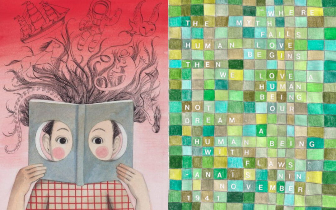 Brain Pickings introduces Art Pickings, featuring the most incredible artwork for children's rooms and beyond.