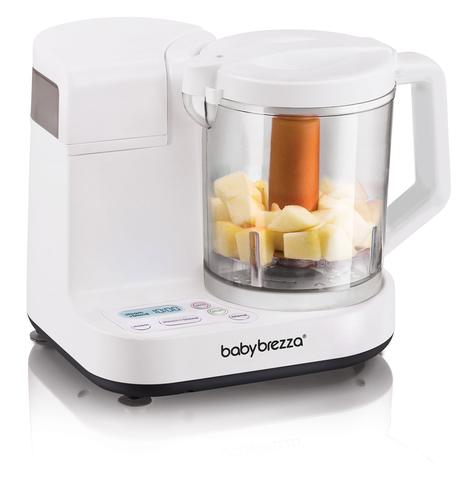 Baby Brezza glass one step baby food maker | best baby shower gifts $50-150